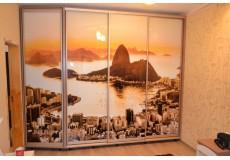 Шкаф с фотопечатью Рио-де-Жанейро