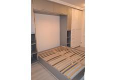Шкаф-подъемная кровать для спальни